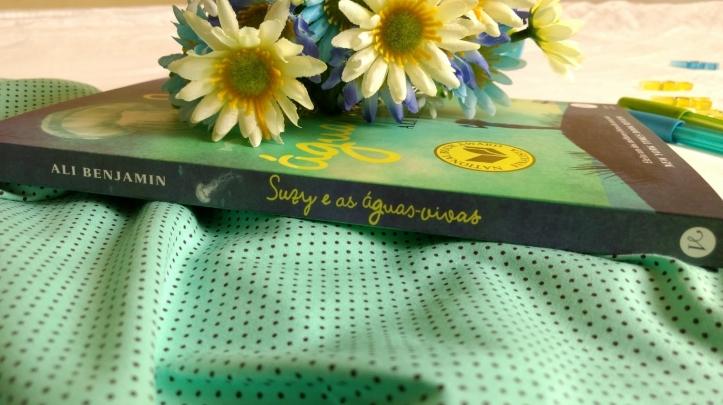 Suzy e as águas vivas (2)