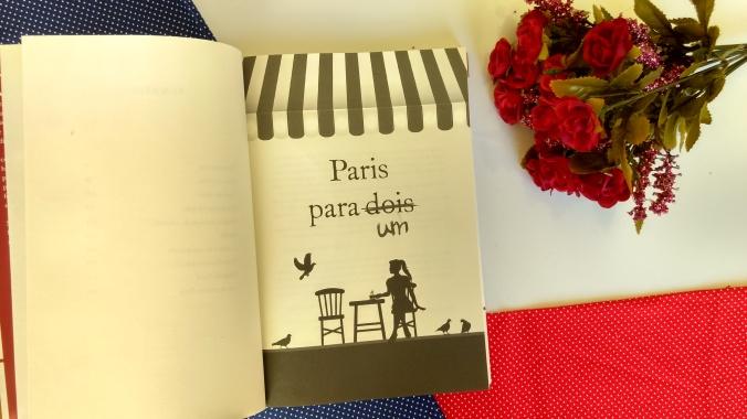 Paris para um e outros contos livro jojo moyes