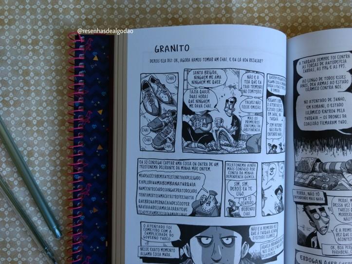 Graphic Novel Kobane Calling